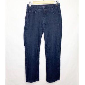 NYDJ | Bootcut Jeans Rhinestone Pockets Lift/Tuck